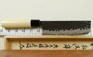 Tojiro VG10 Hammered Nakiri 165mm