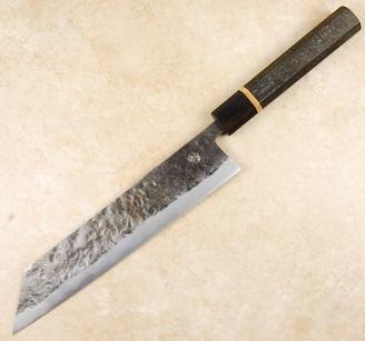 Tsubaki Blue #2 Tsuchime Kirtisuke 240mm