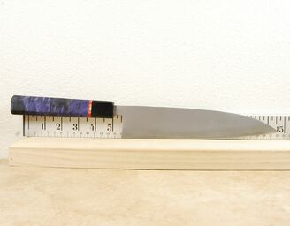Tsubaki Blue #2 Kori Gyuto 240mm Custom