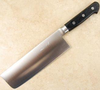 Tsunehisa SRS13 Western Nakiri 165mm