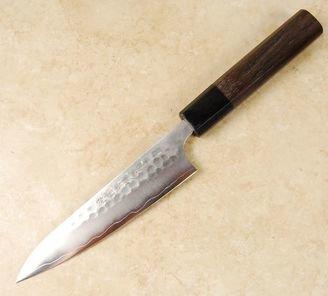 Yahiko Ginsan Hammered Petty 135mm