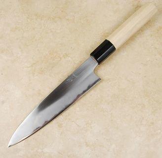 Mazaki Shirogami Hairline Petty 150mm