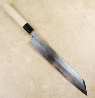 Yauji White #2 Damascus Kiritsuke 240mm