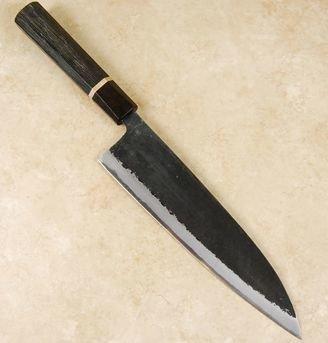 Yoshimitsu Fugen White #1 Gyuto 210mm Custom