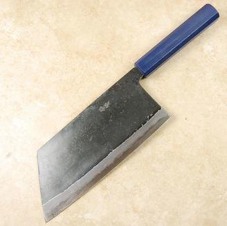 Yoshimitsu Fugen White #1 Kiri Cleaver 195mm
