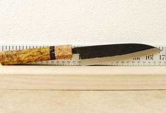 Yoshimitsu Fugen White #1 Petty 150mm Custom