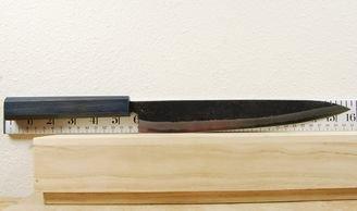 Yoshimitsu Fugen White #1 Sujihiki 240mm