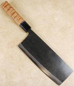 Yoshimitsu Fugen White #1 Tall Nakiri 180mm