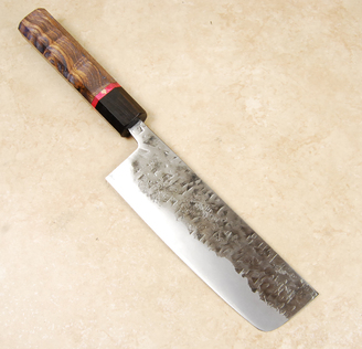 Yoshimune White #1 Nakiri 165mm Custom