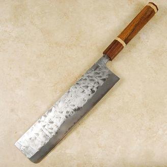 Yoshimune White #1 Nakiri 210mm Custom