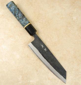 Yusaku Blue #2 Bunka 170mm