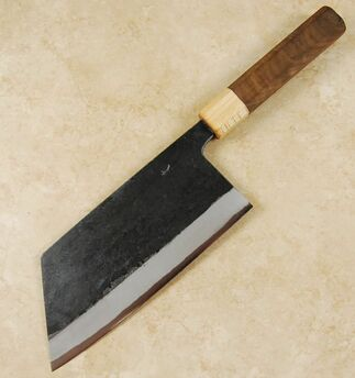 Yusaku Blue #2 Kiri Cleaver 180mm