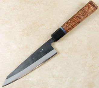 Yusaku Blue #2 Honesuki 150mm Custom