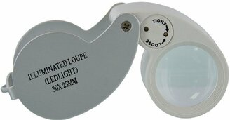 30x Jewelers Loupe w/ LED