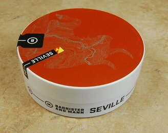 Barrister and Mann Seville Shaving Soap