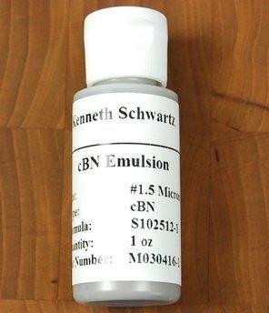 CBN 1 Ounce Emulsion 1.5 Micron