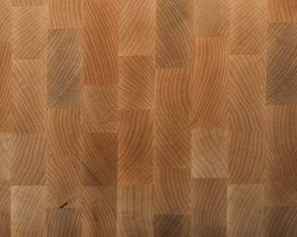 CKTG Maple End Grain Board Medium 18x12x2