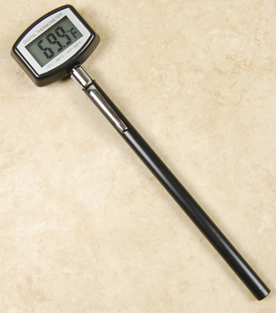 CKTG Quick Read BBQ Thermometer
