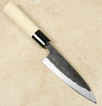Yoshimitsu Fugen White #1 Petty 150mm