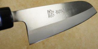 Gihei Blue #2 Santoku 165mm