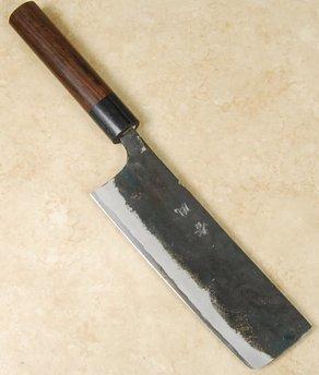 Harukaze White #2 Kurouchi Nakiri 170mm