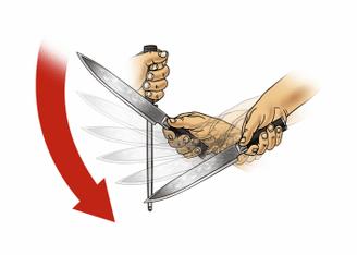 Honing Knives: Tips and Techinques