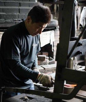 Kanehiro Ginsan Santoku 170mm