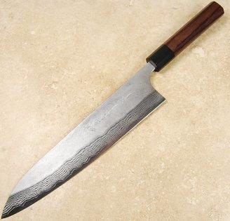 Kato Nashiji Suminagashi Gyuto 240mm