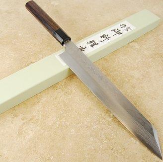 Kitaoka Damascus Kiritsuke 240mm White #1