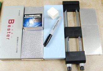 Knife Sharpening Complete 8pc Set