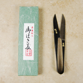 Kohetsu Aogami Super Herb Scissors 120mm