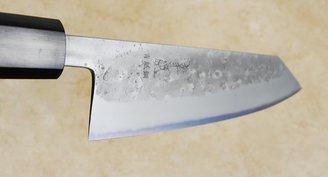 Kohetsu Blue #2 Nashiji Bunka 170mm