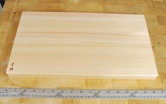 Konosuke Hinoki Cutting Board 16 5