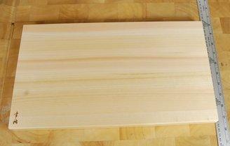 Konosuke Hinoki Cutting Board 16.5