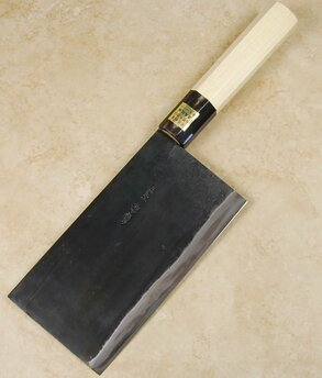 Moritaka AS Chinese Cleaver 190mm
