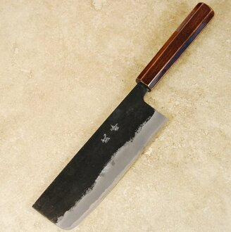 Murata Buho Blue #1 Nakiri 165mm