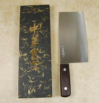 Nahozumi JIS Cleaver 180mm