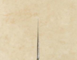 Nishida White #1 Polished Nakiri 170mm