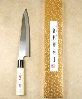 Okeya White #2 Hairline Gyuto 210mm