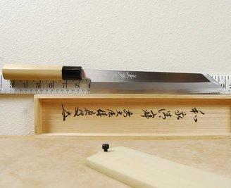 Sakai White #2 Kiritsuke 270mm