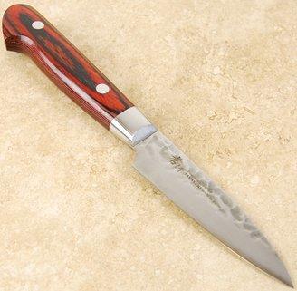 Takayuki Damascus Hammered Petty 80mm