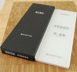 Shapton GlassStone 30,000 Grit