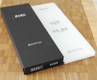 Shapton GlassStone 320 Grit