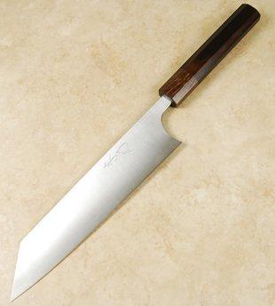 Shibata Kotetsu R-2 Gyuto/Bunka 210mm Custom