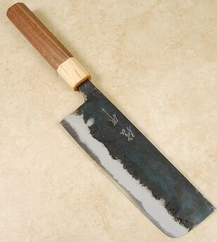 Shin Saku Blue #2 Nakiri 170mm