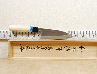 Takayuki Inox Wa Deba 135mm
