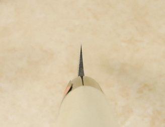 Tanaka Damascus Yanagiba 240mm