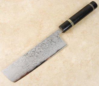 Tojiro 65 Layer VG10 Damascus Nakiri 165mm