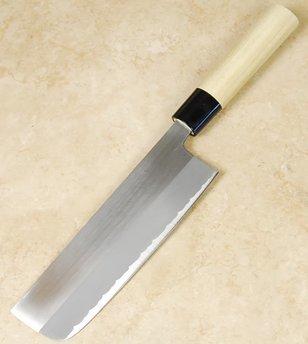 Tojiro Shirogami Hairline Nakiri 165mm