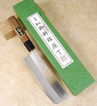 Yasunori Blue #2 Nakiri 165mm